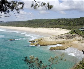 Main Beach North Stradbroke Island - Attractions Perth