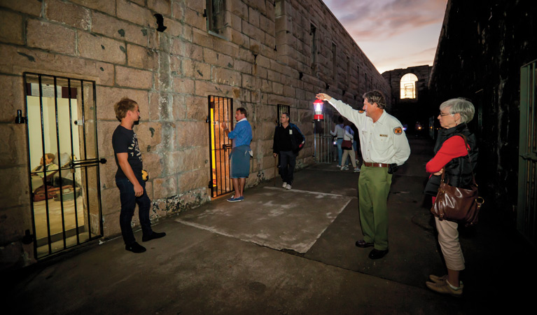 Trial Bay Gaol - Attractions Perth