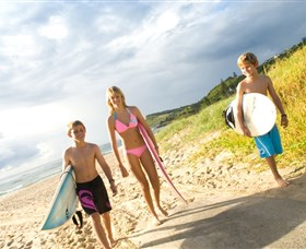 Ballina Surfing Beaches - Attractions Perth