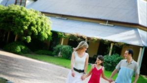 Lanyon Homestead - Attractions Perth