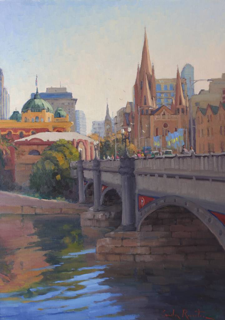 Rossiters Paintings - Attractions Perth