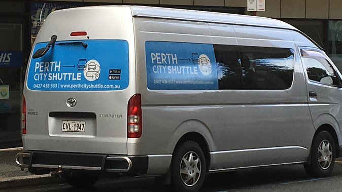 Shared Arrival or Departure Transfers - Airport to Perth City Hotel or viceversa - Attractions Perth