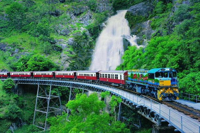 Full-Day Tour with Kuranda Scenic Railway Skyrail Rainforest Cableway and Hartley's Crocodile Adventures from Cairns - Attractions Perth