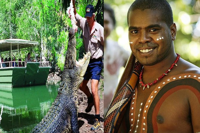 Hartley's Crocodile Adventures and Tjapukai Cultural Park Day Trip from Cairns - Attractions Perth