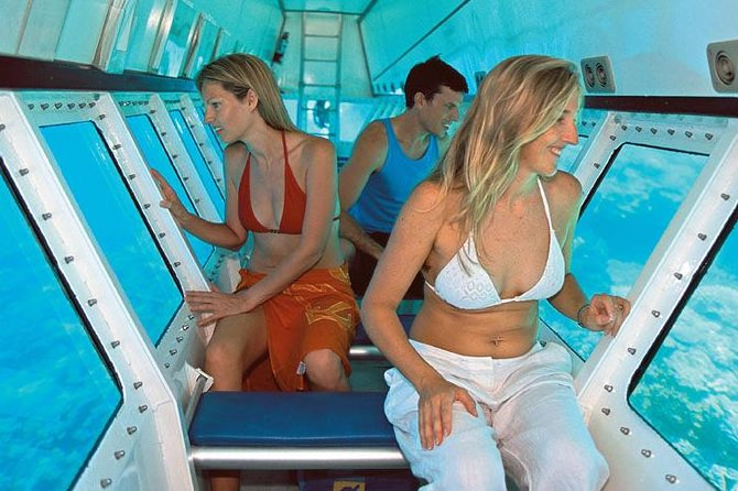 Quicksilver Outer Great Barrier Reef Snorkel Cruise from Palm Cove - Attractions Perth