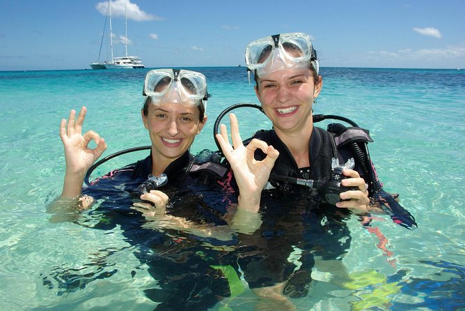 Ocean Spirit Michaelmas Cay Dive and Snorkel Cruise from Palm Cove - Attractions Perth