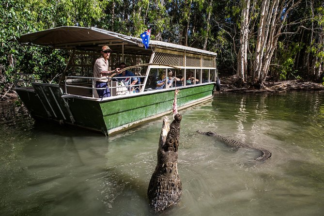 Hartley's Crocodile Adventures Day Trip from Palm Cove - Attractions Perth