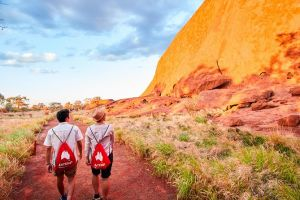 Uluru Sunrise and Guided Base Walk - Attractions Perth