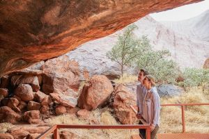 Uluru Base and Sunset Half-Day Trip with Optional Outback BBQ Dinner - Attractions Perth