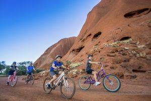 Outback Cycling Uluru Bike Ride Adult - Attractions Perth