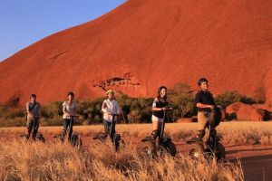 Sunset Segway Experience in Uluru from Yulara - Attractions Perth