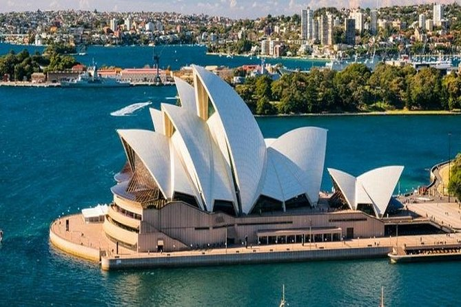 3 Hours Sydney City Night Time Driving Tour - Attractions Perth