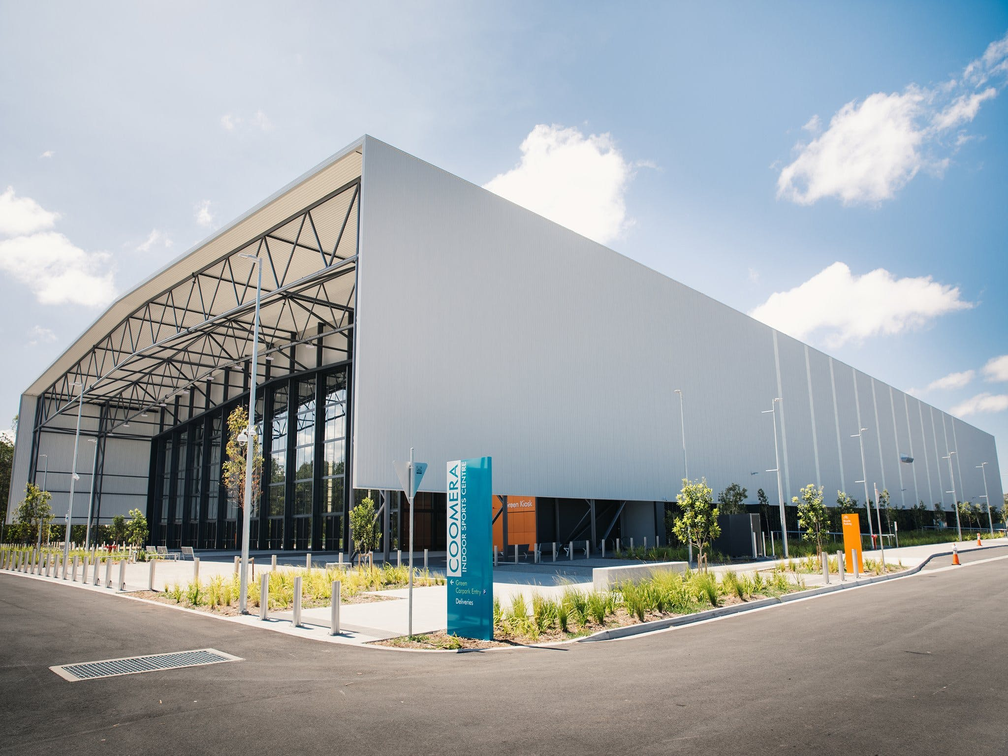 Coomera Indoor Sports Centre - Attractions Perth