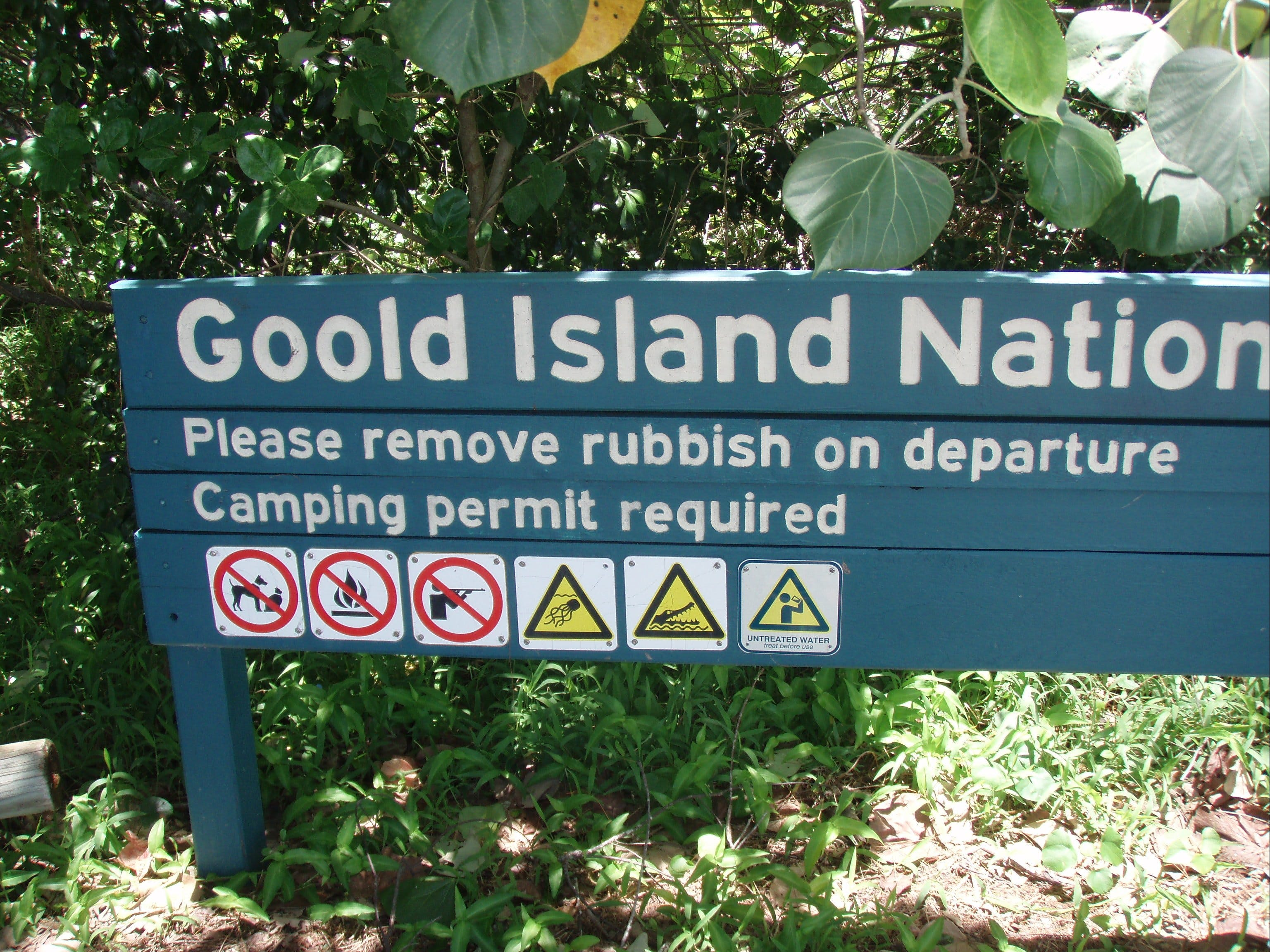Goold Island National Park - Attractions Perth