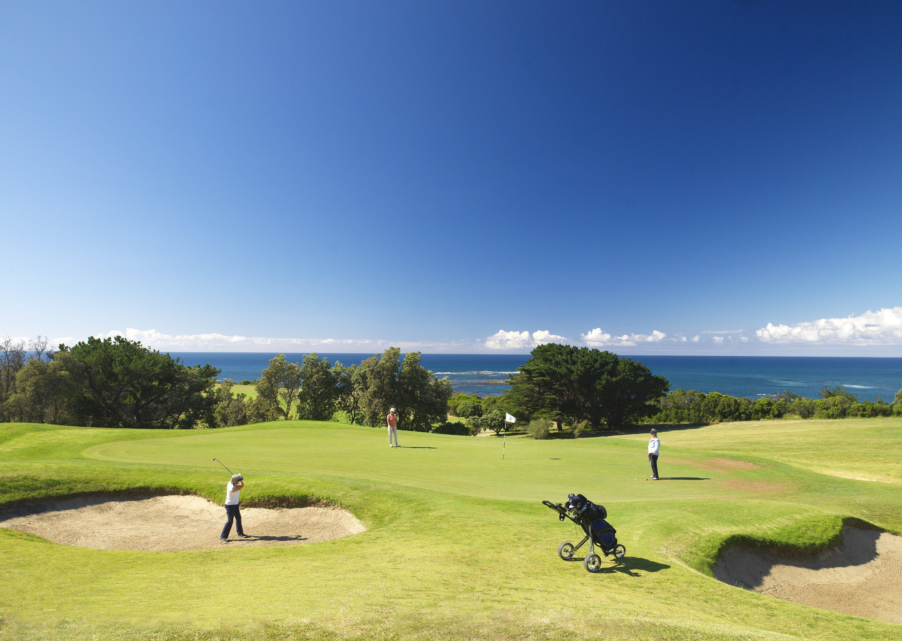 Flinders Golf Club - Attractions Perth