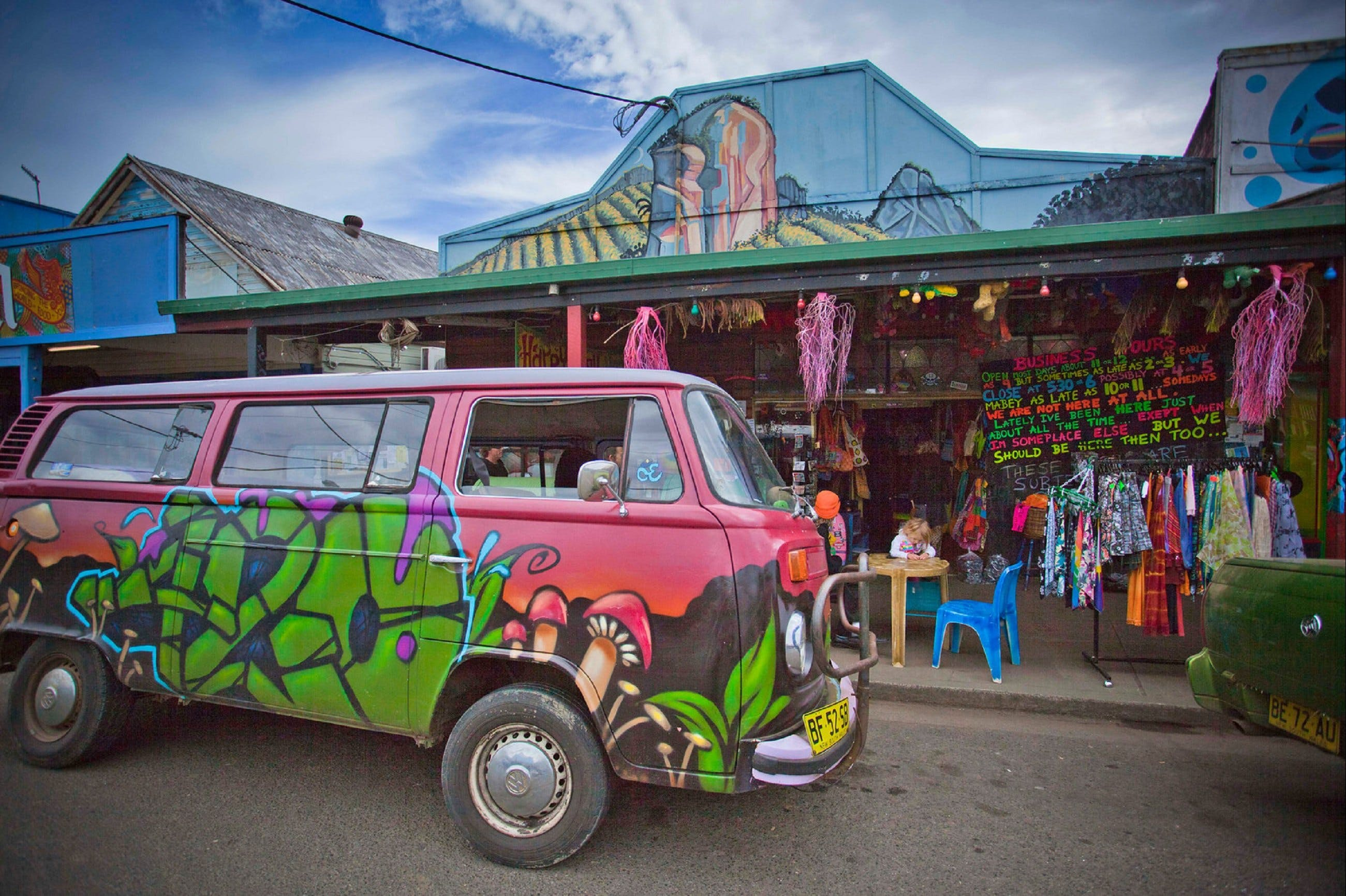 Nimbin - Attractions Perth