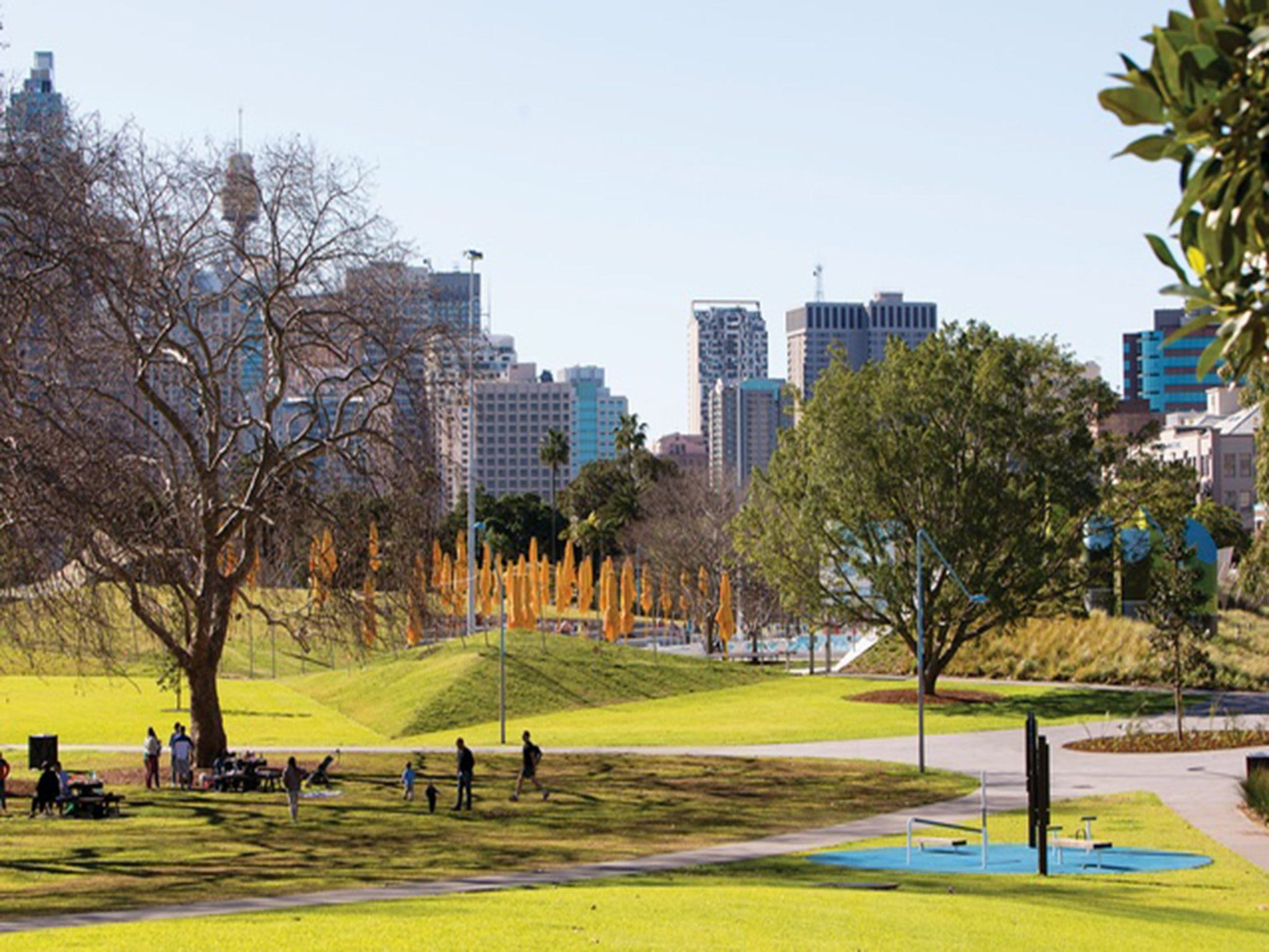 Prince Alfred Park - Attractions Perth