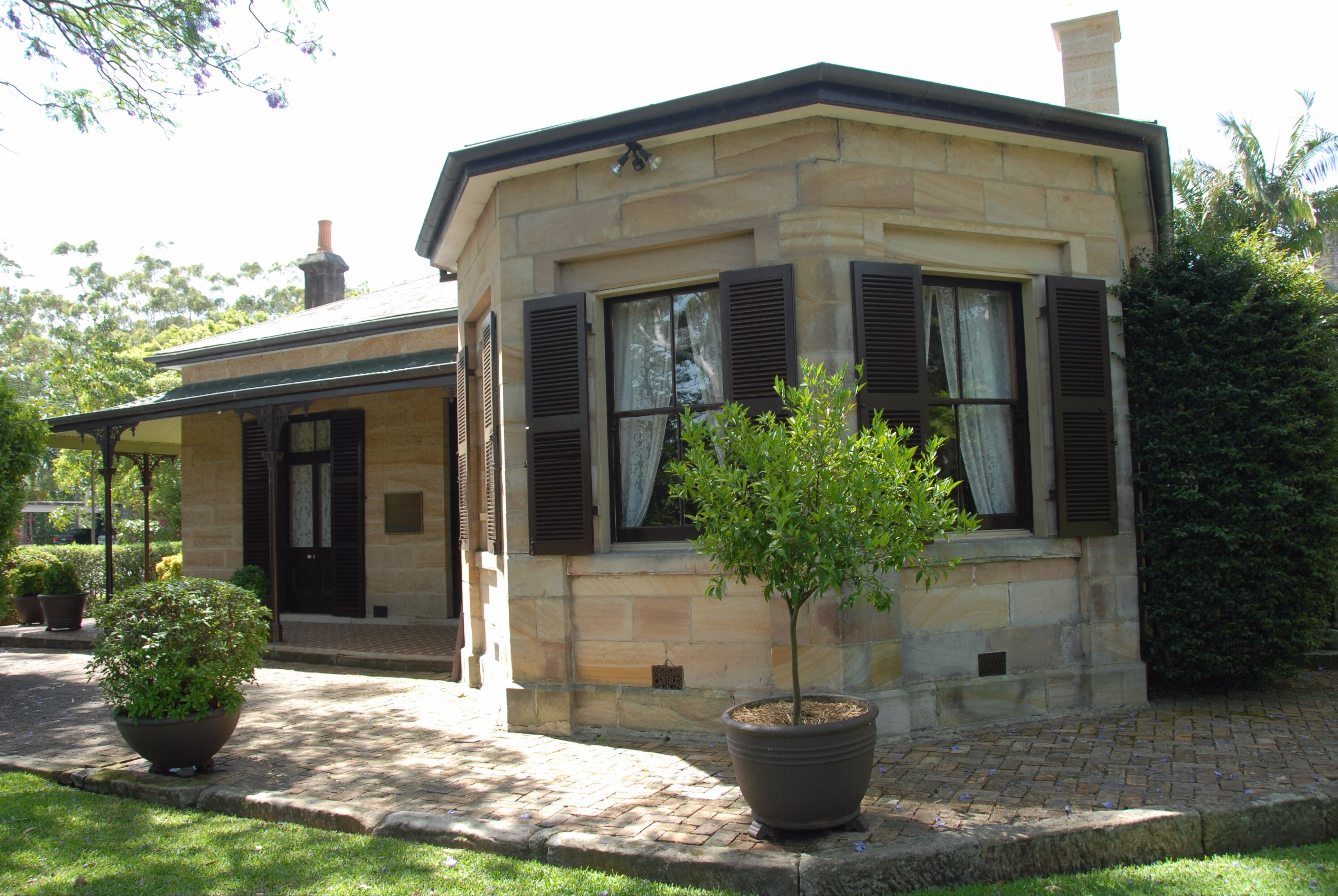 Carisbrook Historic House - Attractions Perth