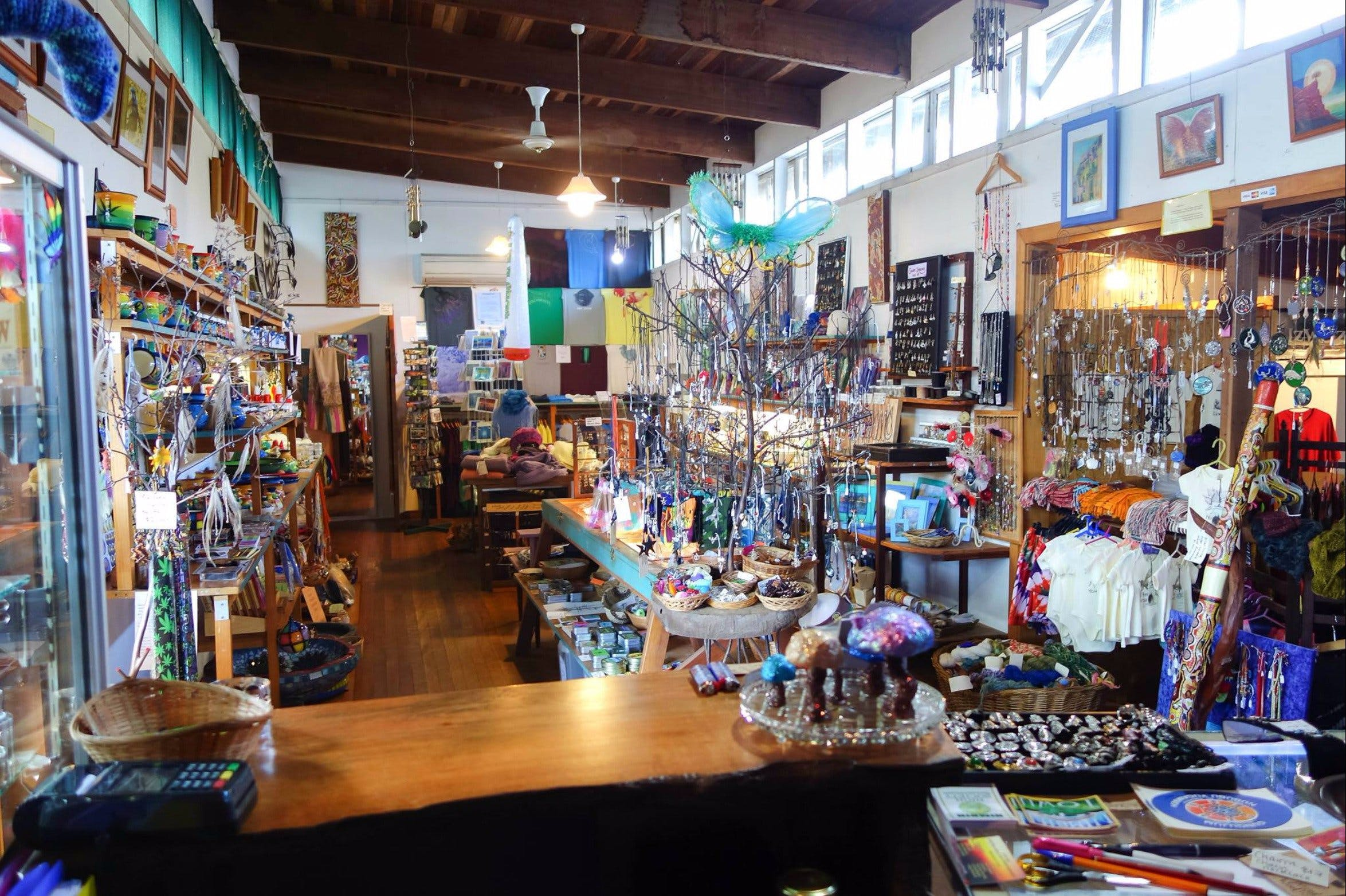 Nimbin Craft Gallery - Attractions Perth