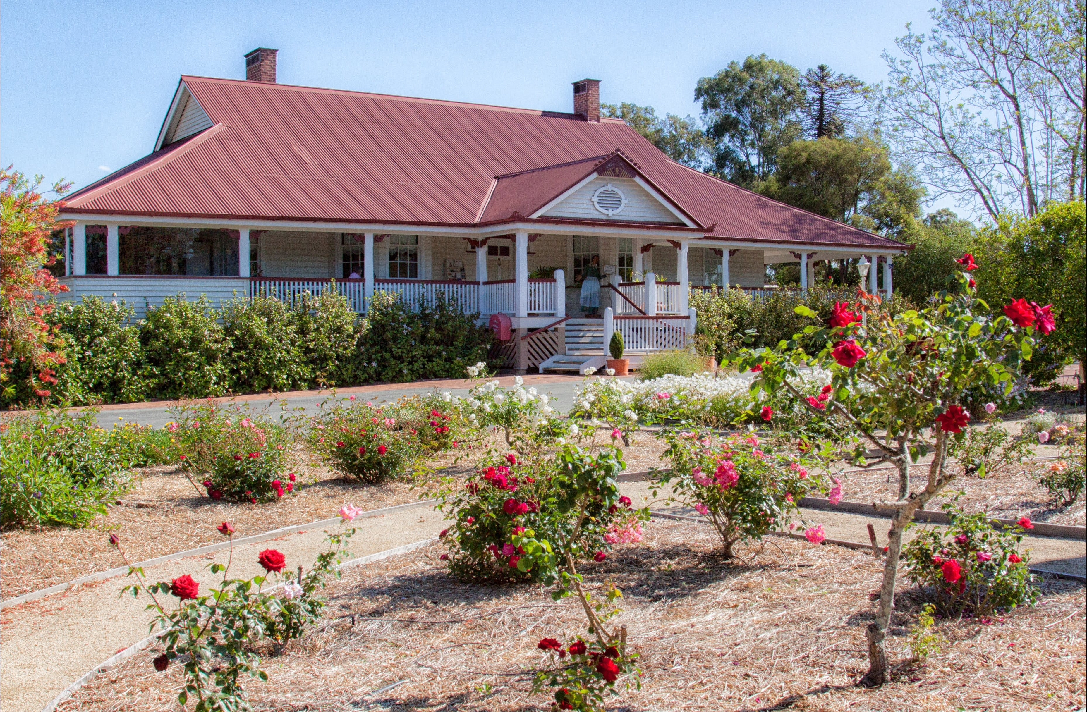 Ringsfield House Nanango - Attractions Perth