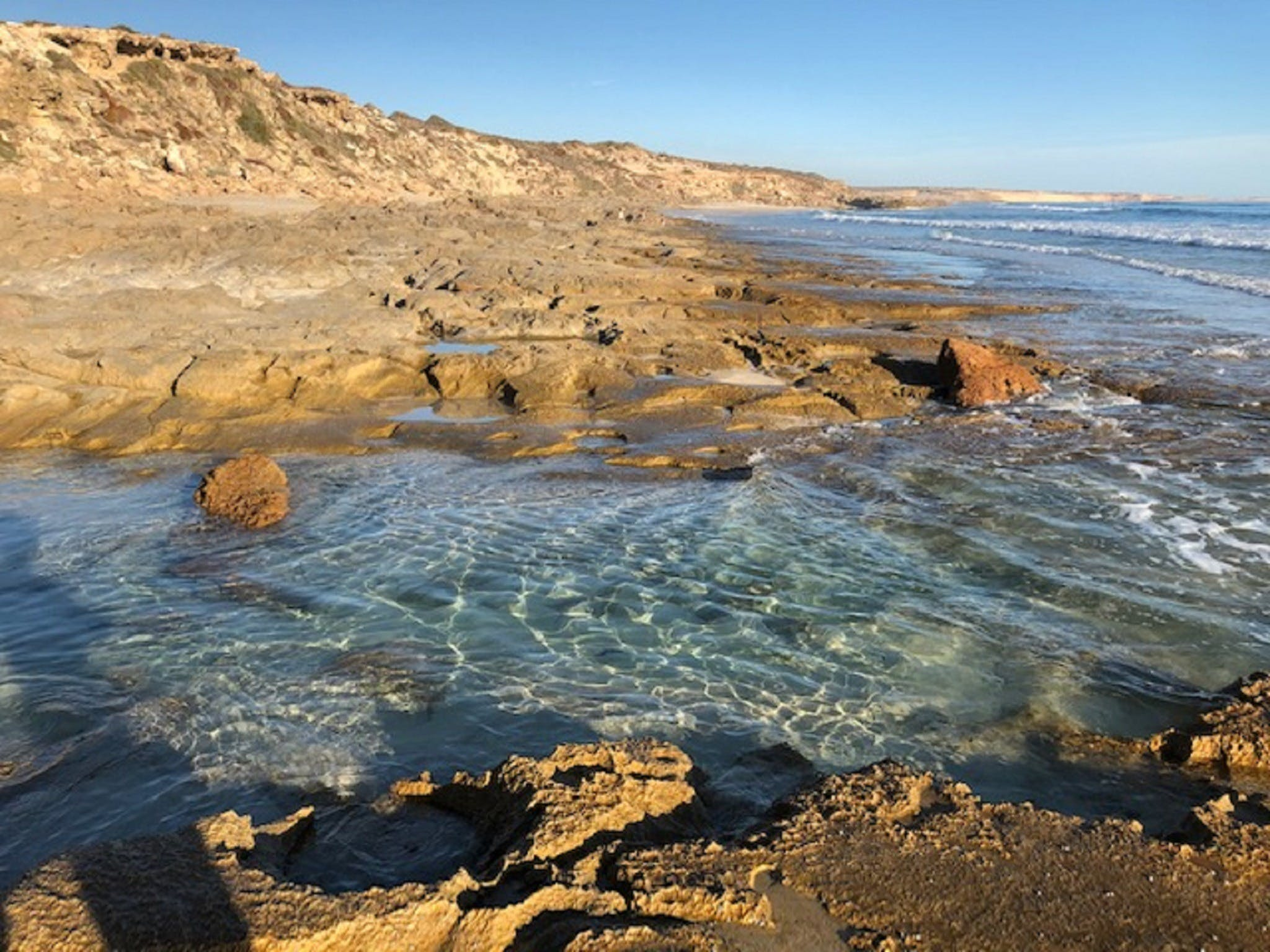 Streaky Bay - Back Beach - Attractions Perth
