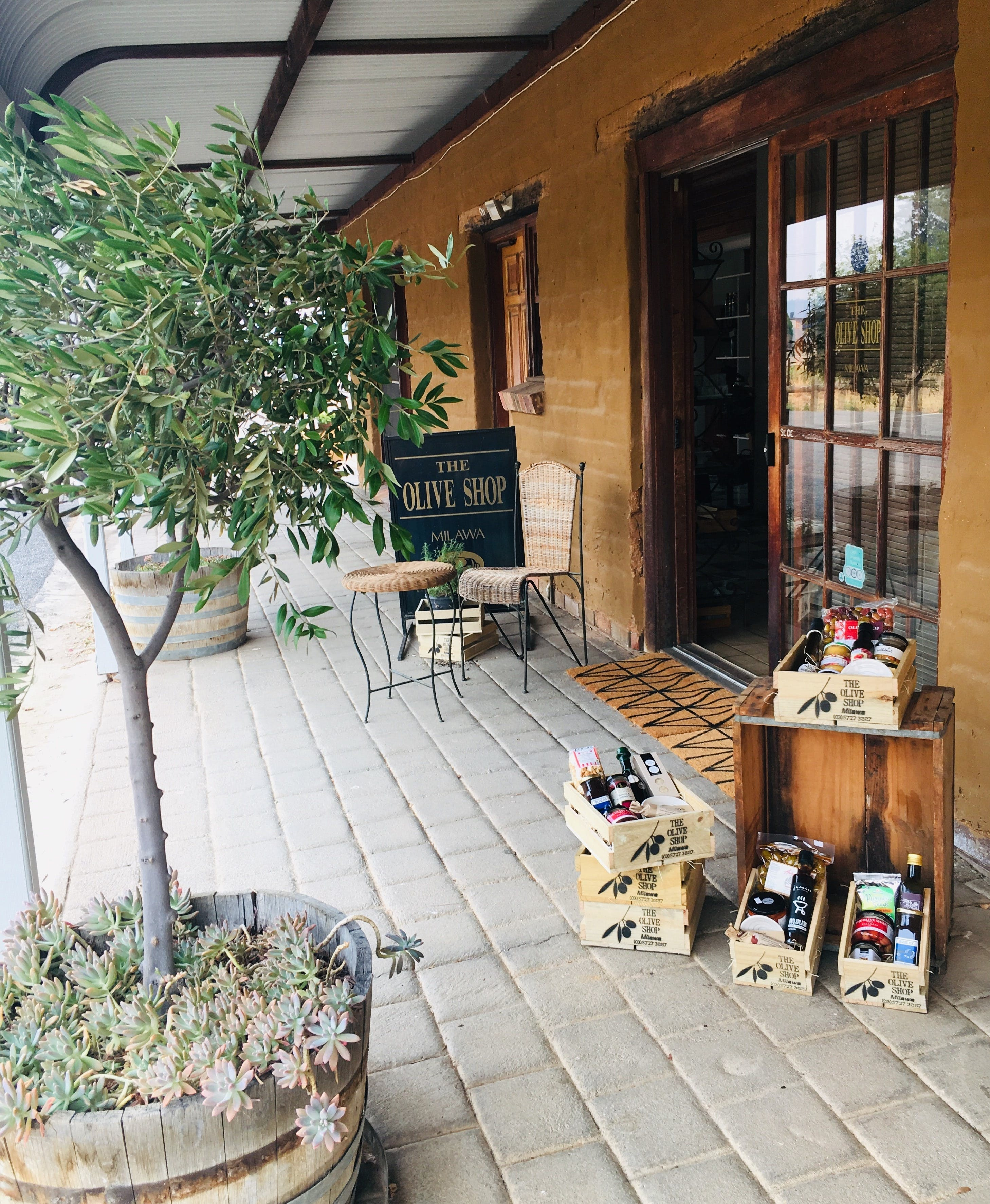 The Olive Shop - Milawa - Attractions Perth