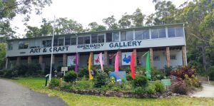 Port Stephens Community Arts Centre Gallery - Attractions Perth