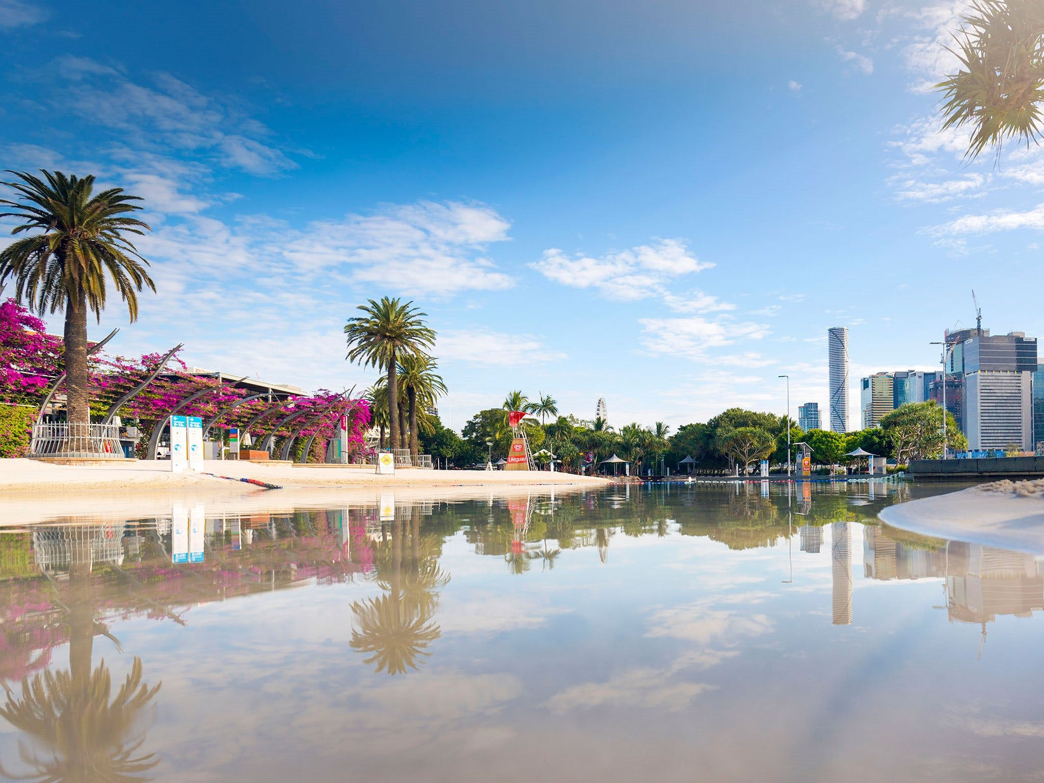 South Bank Parklands - Attractions Perth