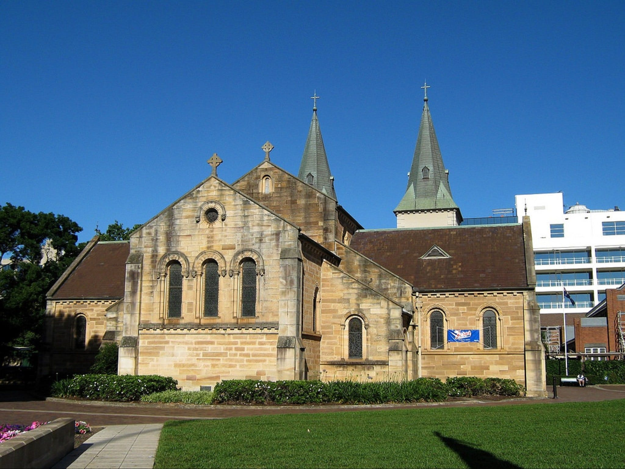 St Johns Cathedral - Attractions Perth