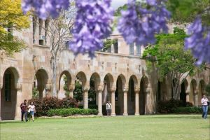 The University of Queensland - Attractions Perth