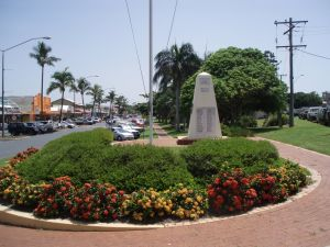 Yeppoon War Memorial - Attractions Perth