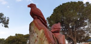 Chainsaw Tree Sculpture - Attractions Perth