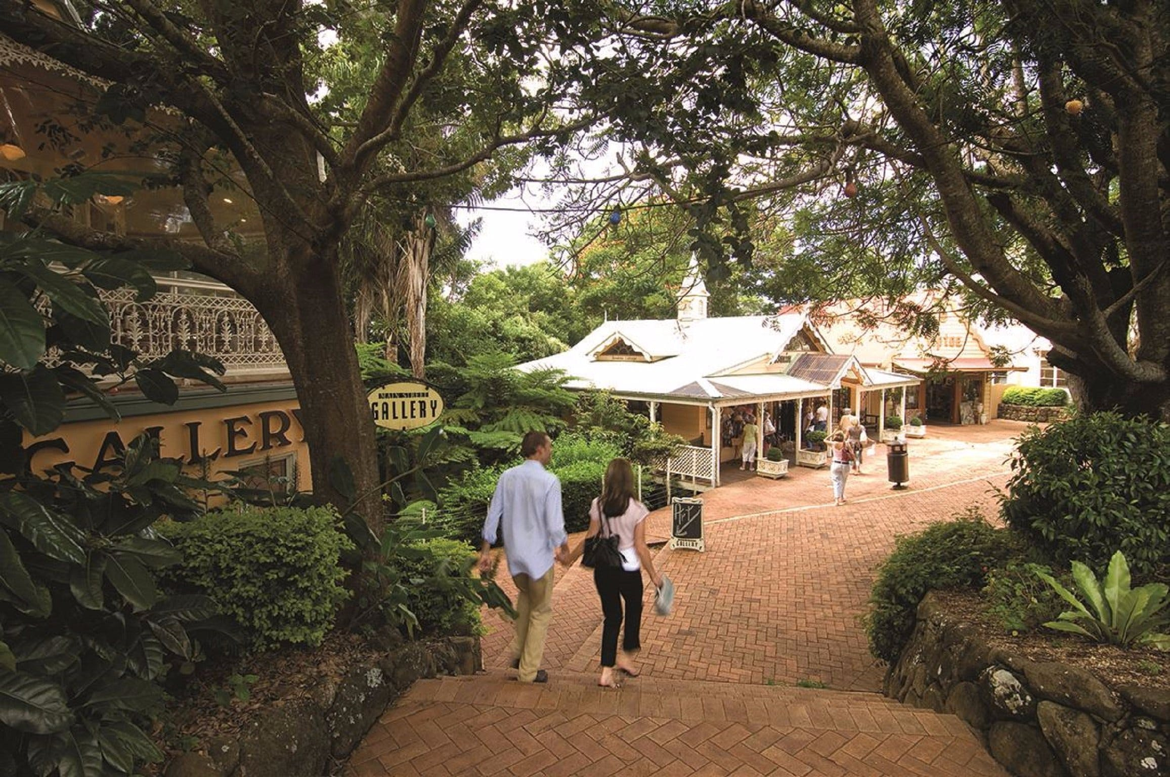 Couple's Getaway to Maleny and Montville - Attractions Perth