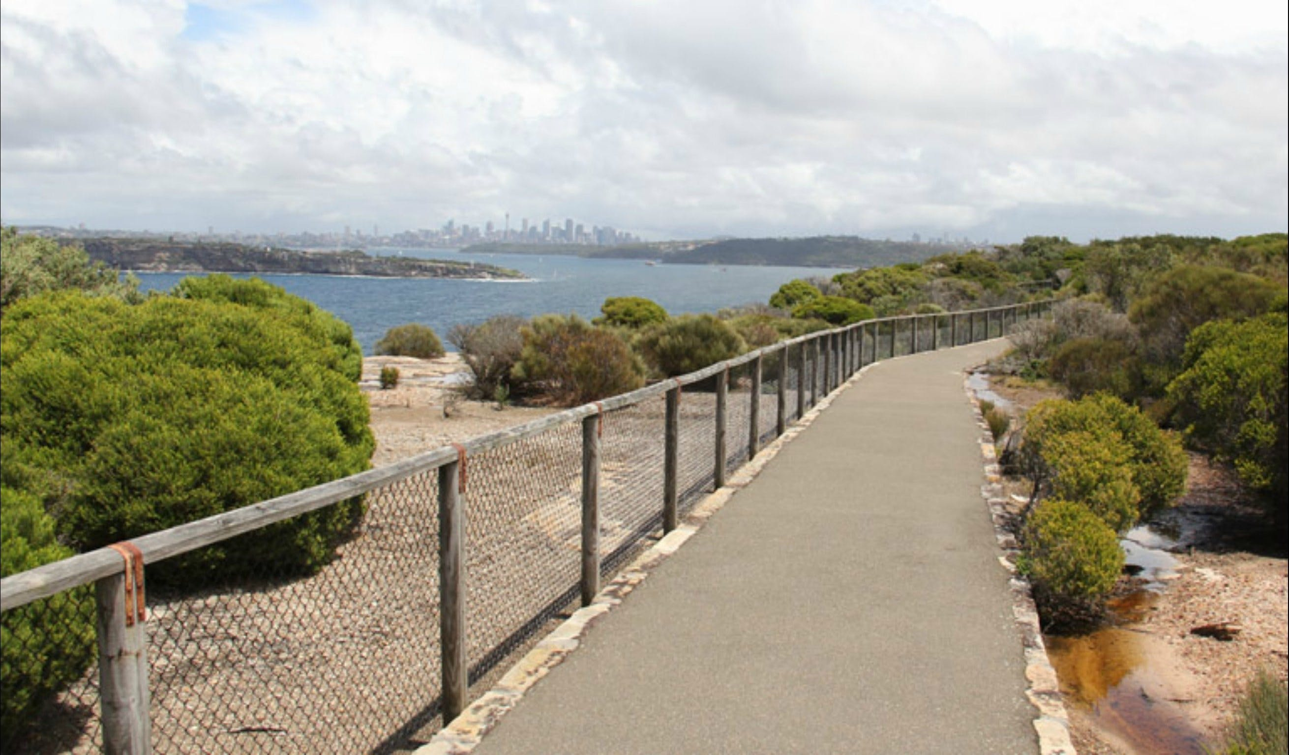 Fairfax walk - Attractions Perth