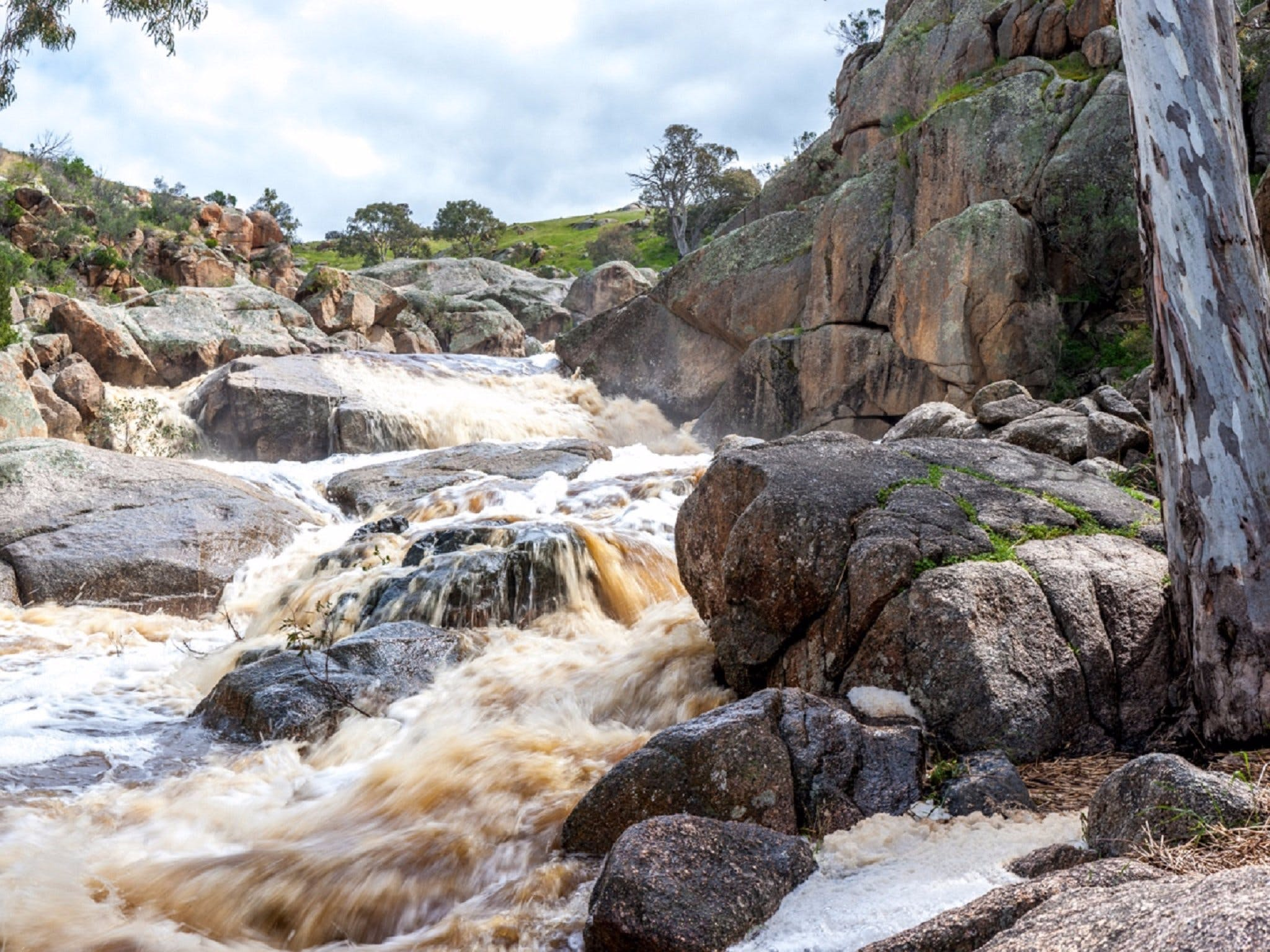 Mannum Waterfalls - Attractions Perth