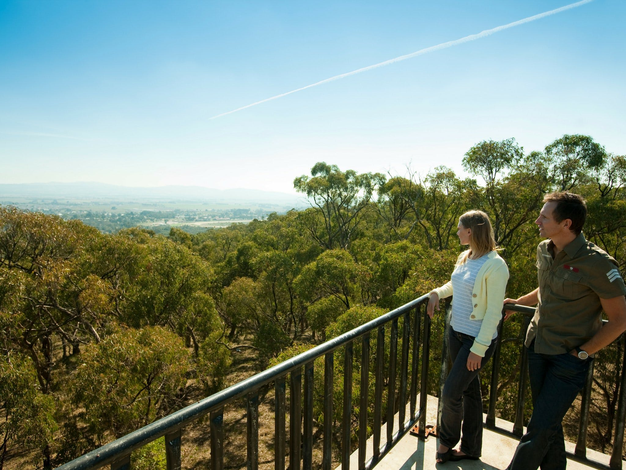 Monument Hill Reserve - Attractions Perth