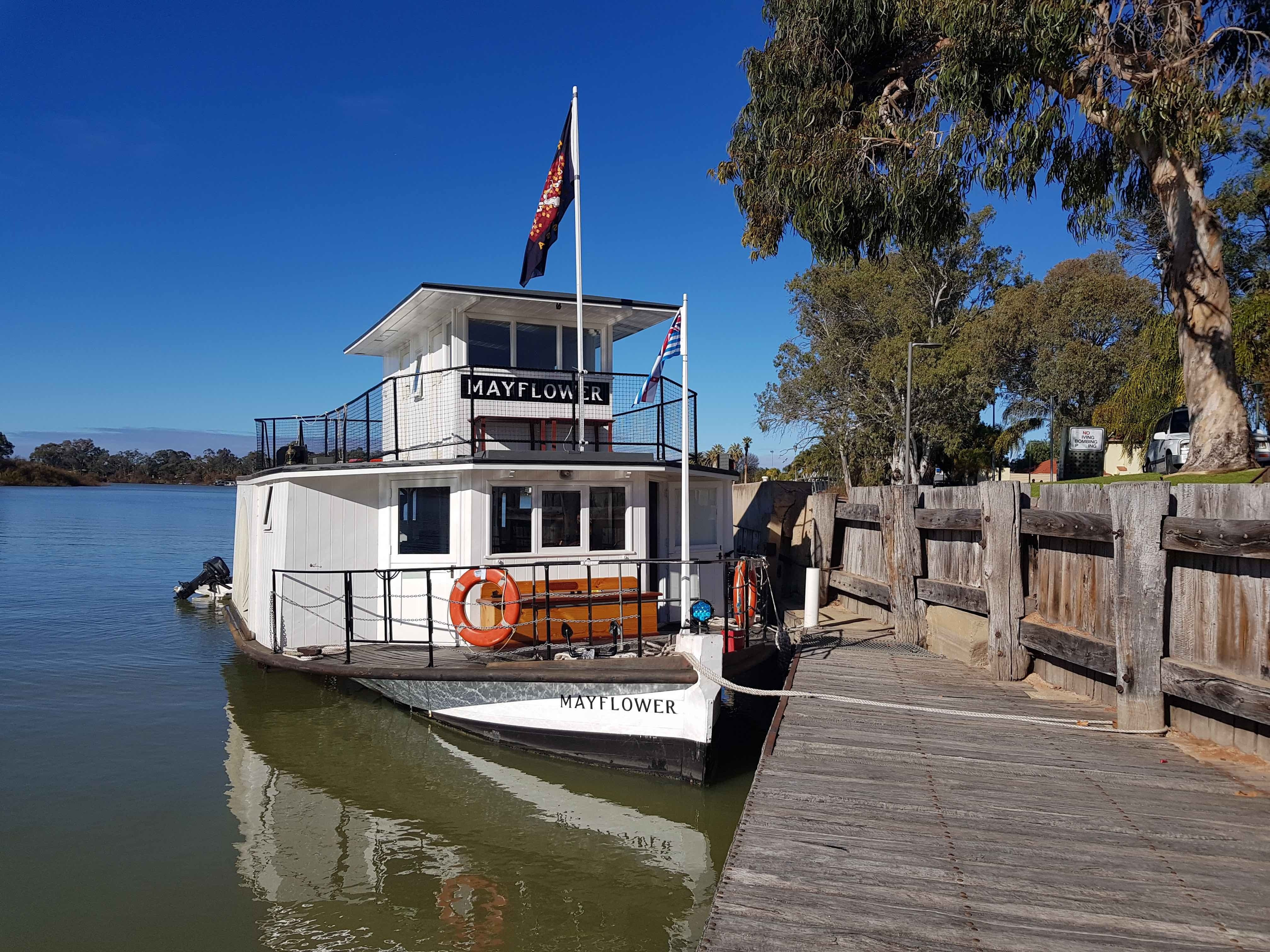 PW Mayflower Cruises - - Attractions Perth