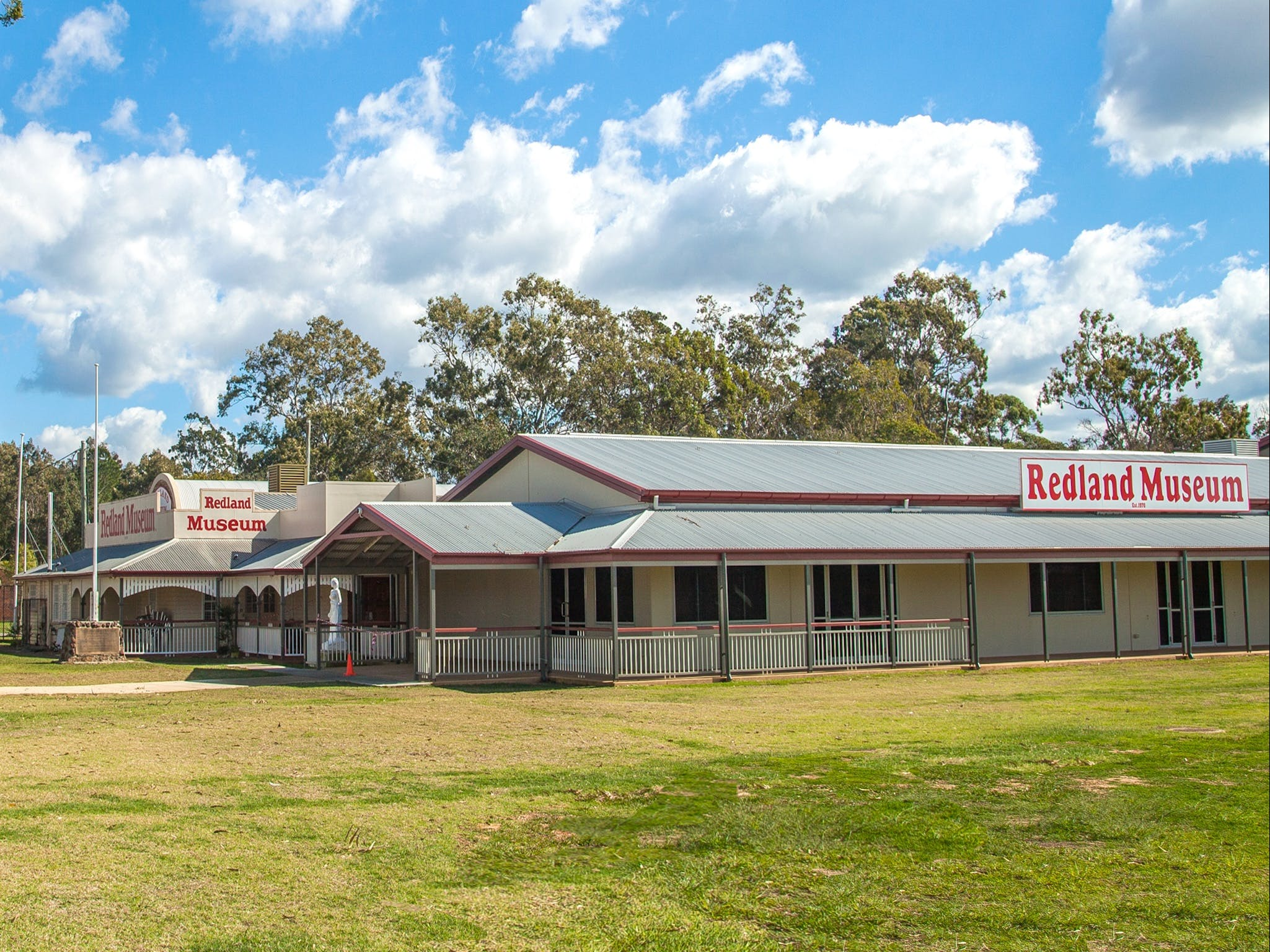 Redland Museum Inc - Attractions Perth