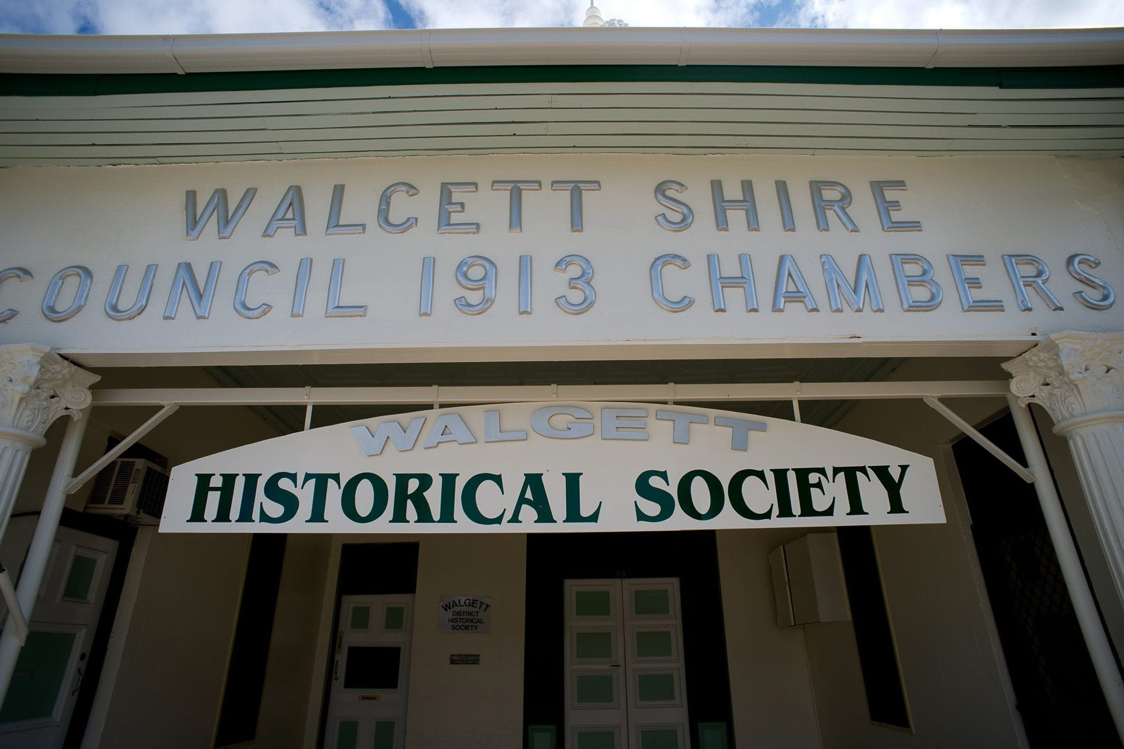 Walgett Historical Society - Attractions Perth