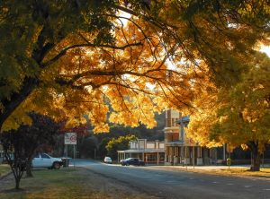 Carcoar - Attractions Perth