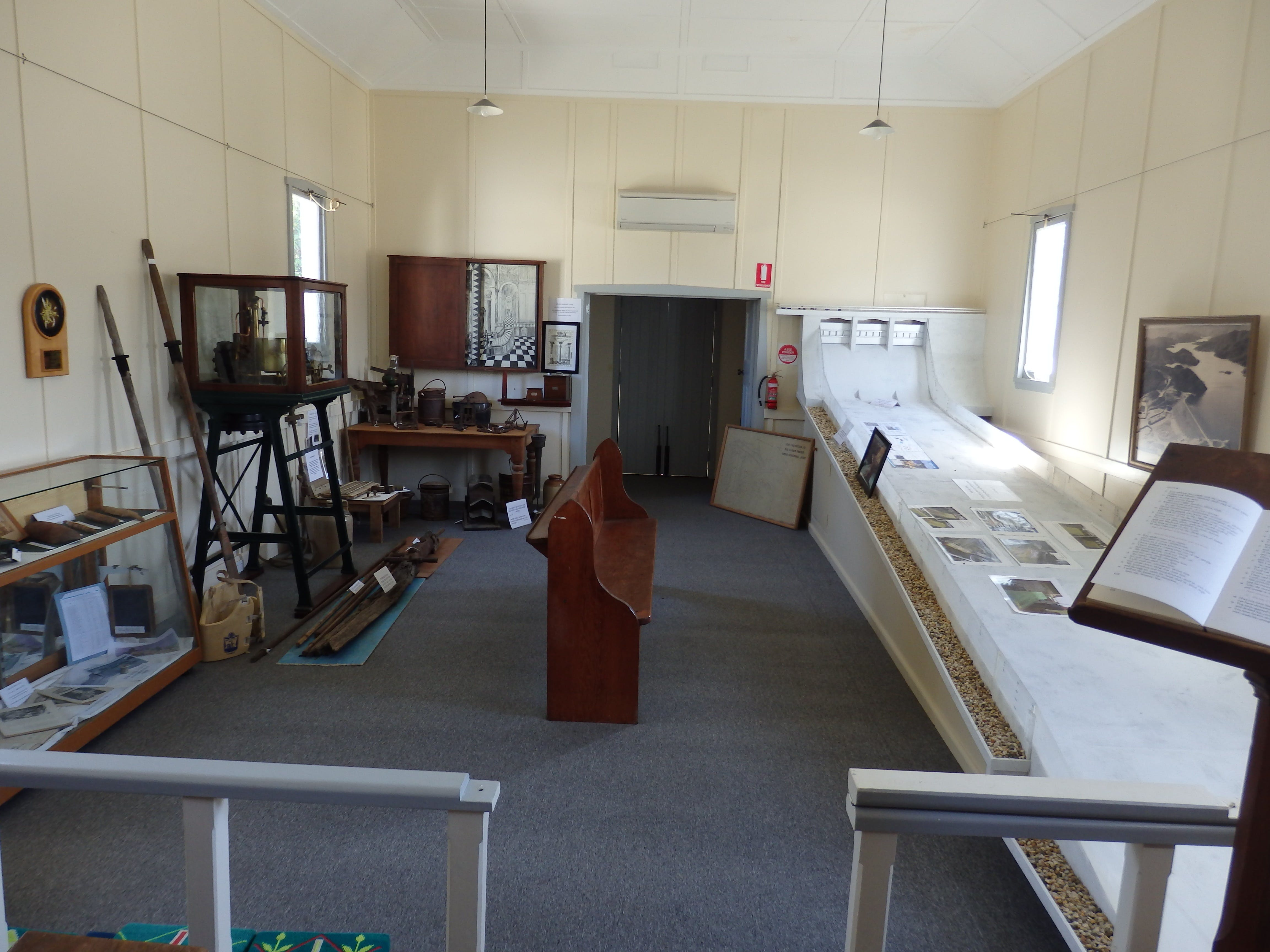 Eildon Dams Museum - Attractions Perth