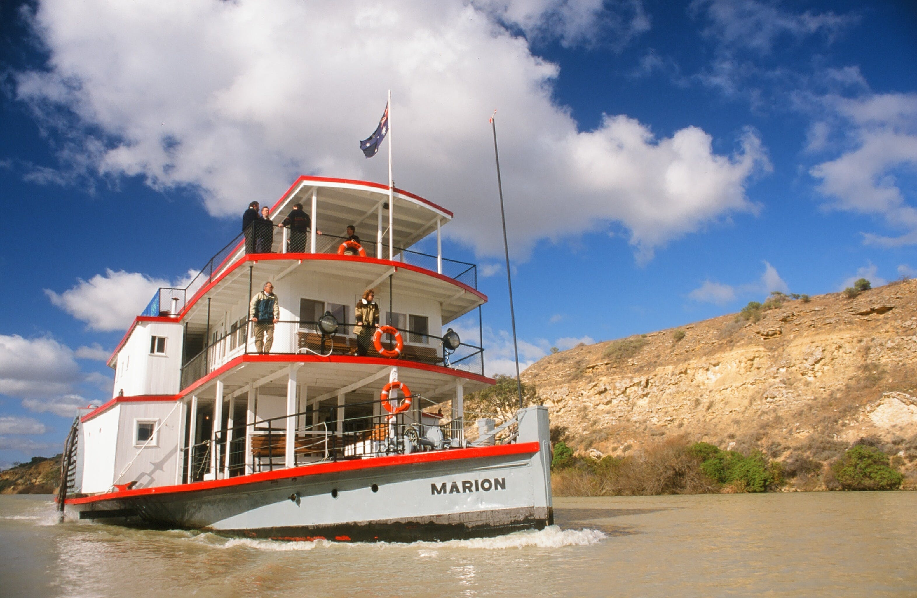 PS Marion Short Cruises - all cruises cancelled until further notice - Attractions Perth