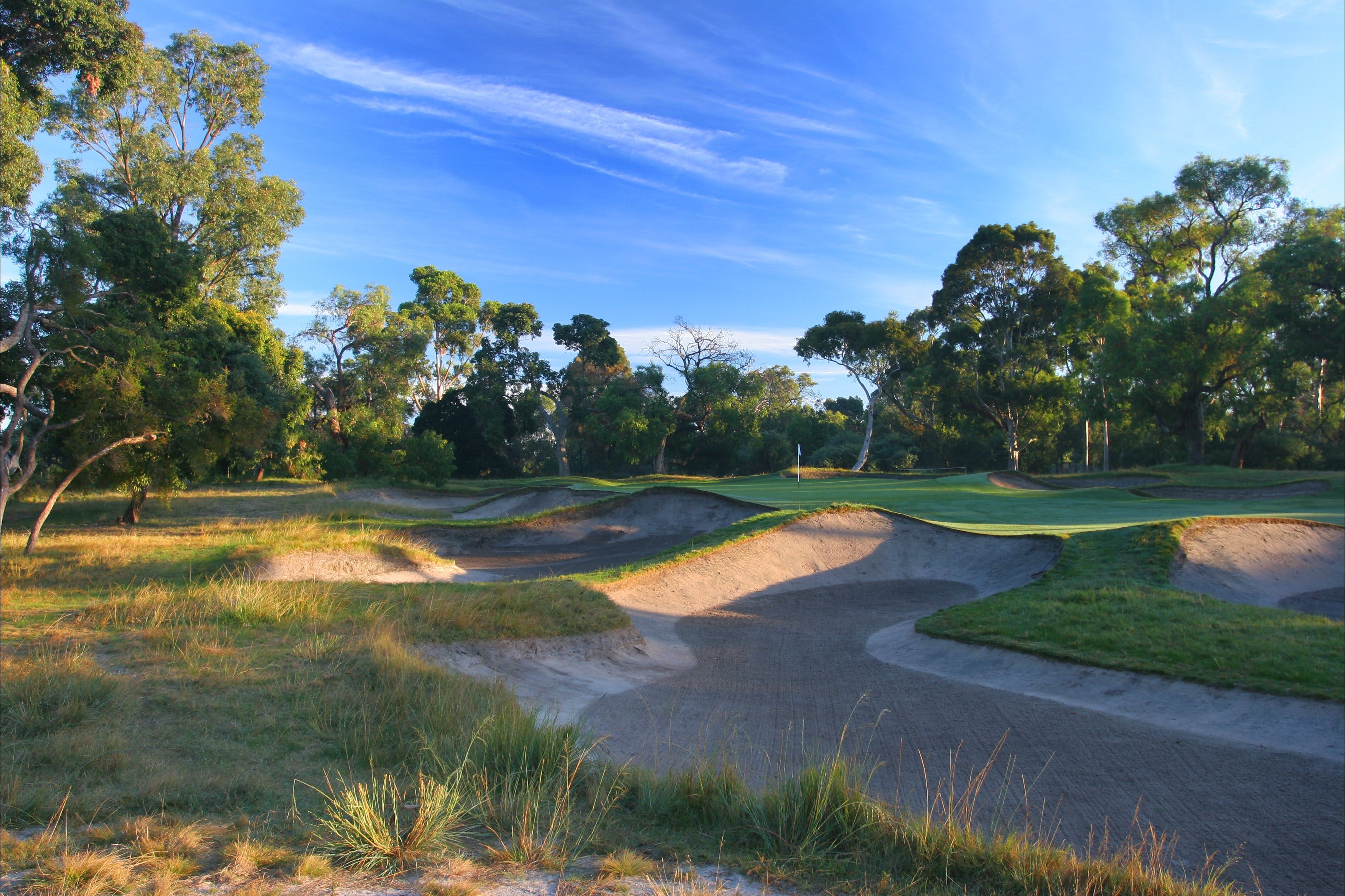 Woodlands Golf Club - Attractions Perth