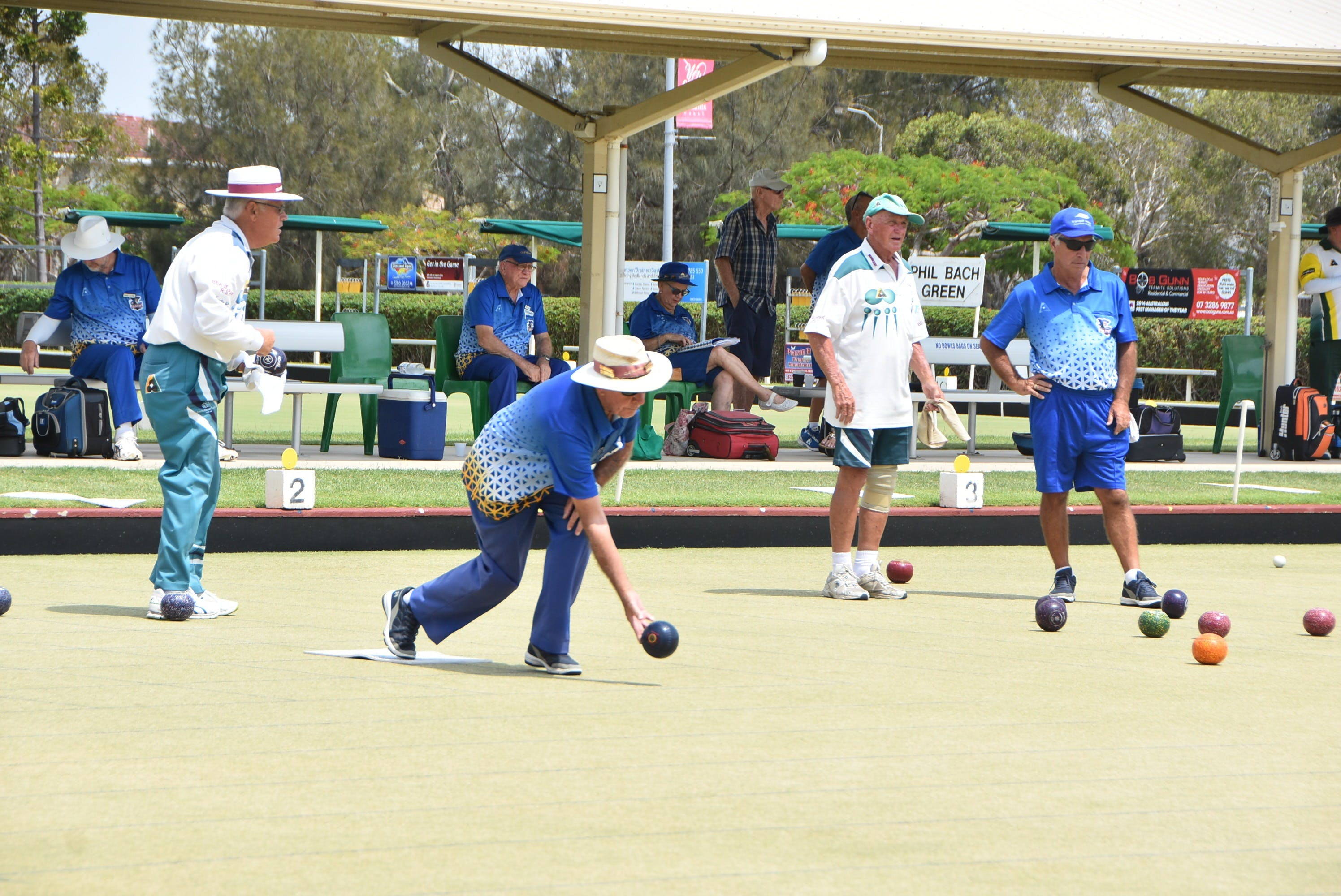Cleveland Sharks Bowls Club - Attractions Perth