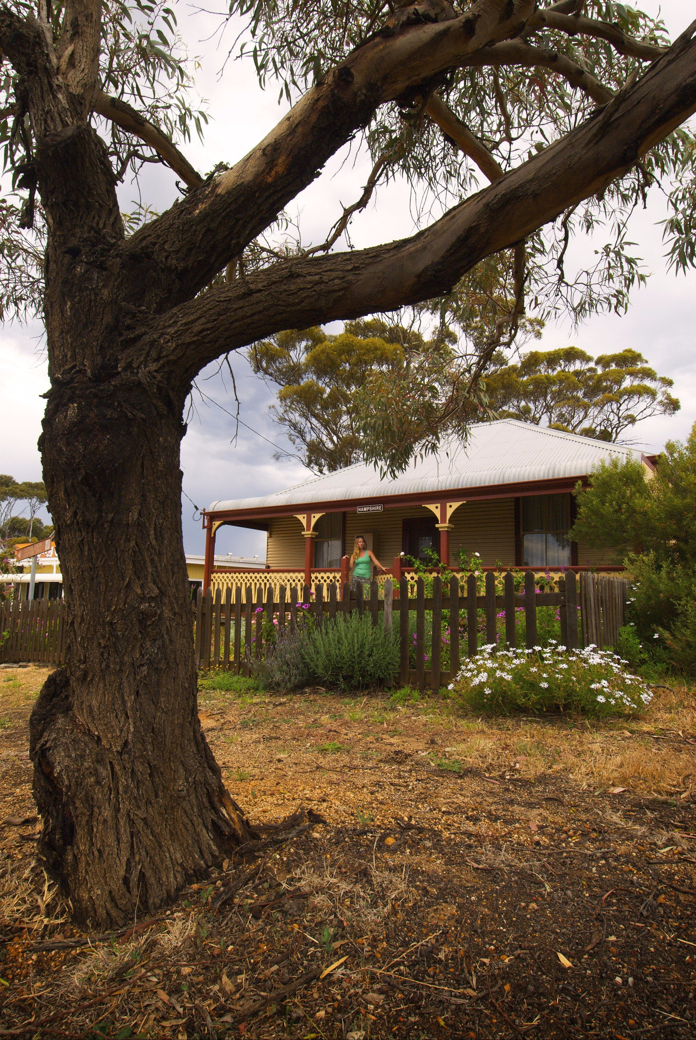 Dance Cottage Museum - Attractions Perth