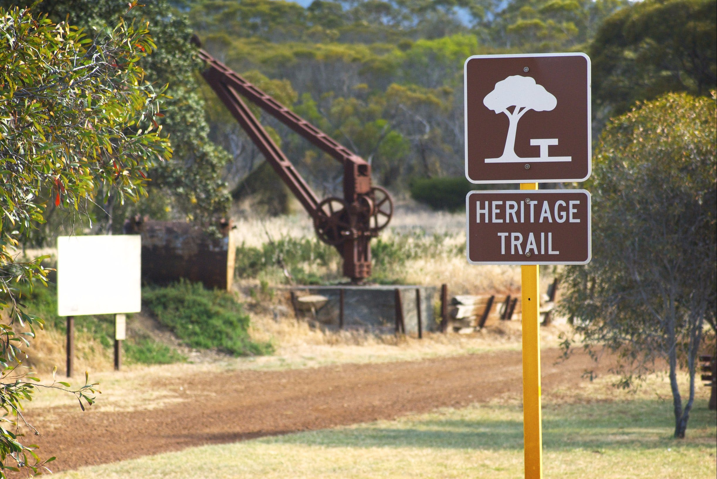 Hopetoun Ravensthorpe Railway Heritage Walk Trail - Attractions Perth