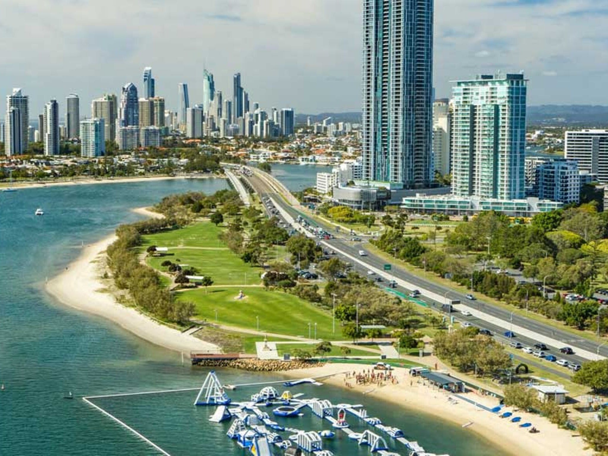 Broadwater Parklands - Attractions Perth