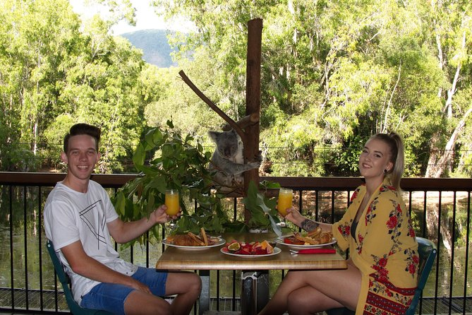 Hartley's Crocodile Adventures Entry Ticket and Breakfast with the Koalas - Attractions Perth