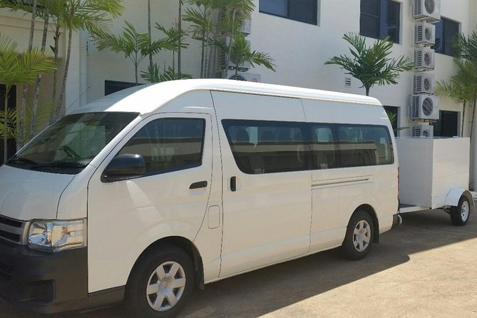 Airport Transfer to or fm Palm Cove accommodation for up to 13 people 7am-10pm - Attractions Perth