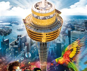 Sydney Tower Eye - Attractions Perth